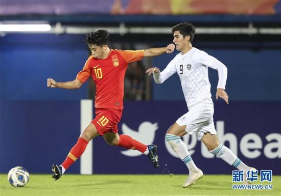(體育)(5)足球——中國國奧隊無緣東京奧運會