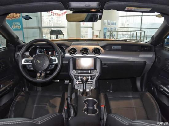 福特(進口) Mustang 2019款 2.3L EcoBoost