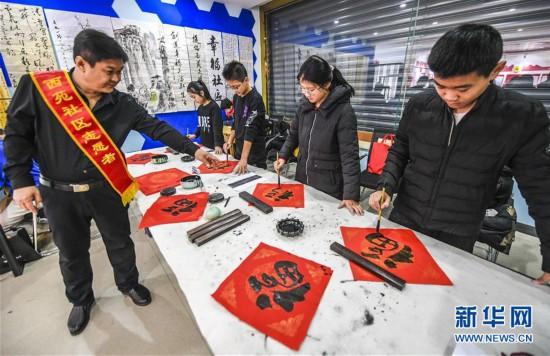 """(社会)(1)河北景县:文明实践服务群众""""零距离"""""""