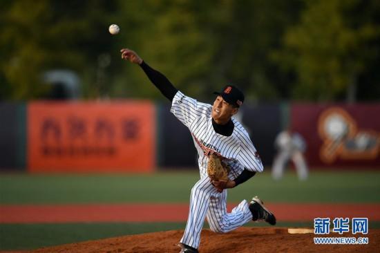 (体育)(15)棒球――中职棒总决赛:北京猛虎夺冠