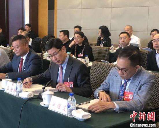 政协委员献策吉林振兴:拓展与港澳合作空间 打开更大市场