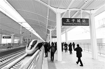京张高铁开通半月上座率超95%