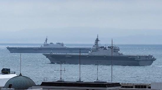 日本防卫大臣:日方不会参与中东地区军事行动