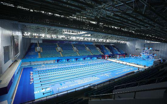 国际泳联系列赛北京站周末开赛 孙杨领衔12名中国游泳健将出战