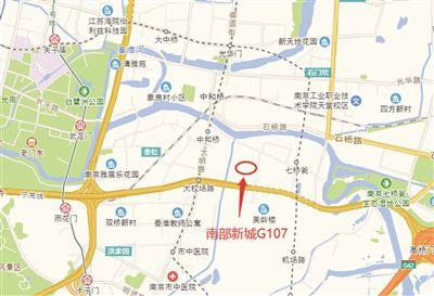 南京G107住宅地块历经72轮举牌 价格创南部新城区域新高