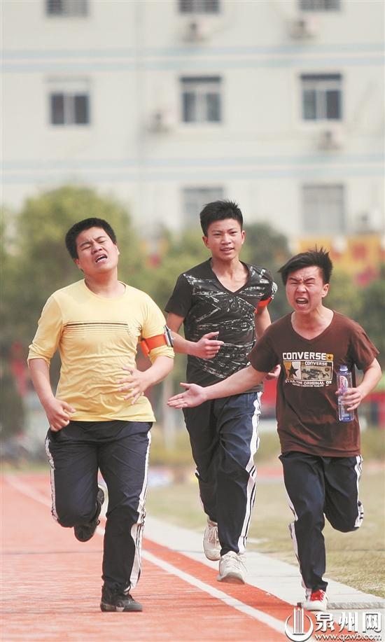 2021年福建省中考體育可能實行統一的評分標准