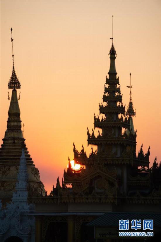 走进缅甸联邦共和国