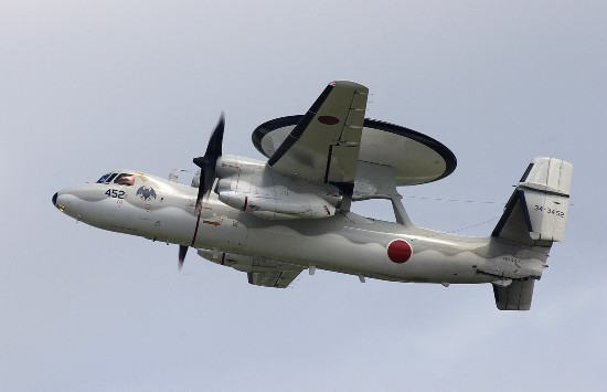 美制最强航母预警机遭日本泄密此类事件已发生多起