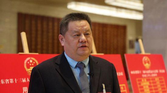 山东省人大代表肖陶恩:发展职业教育助推乡村振兴