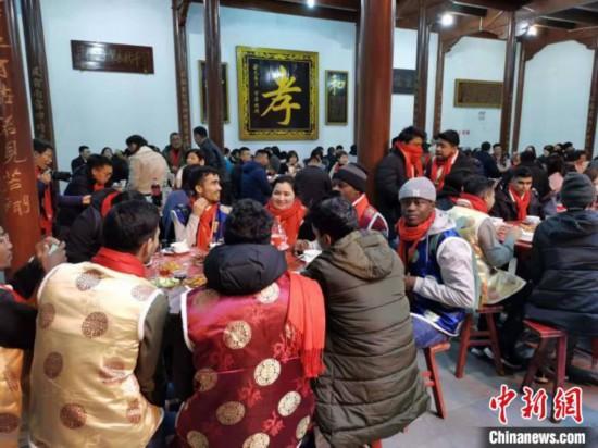 """春节文化""""远漂""""海外""""老外""""爱过""""中国年"""""""