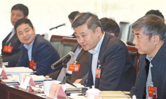 陜西省十三屆人大三次會議分組審議兩院工作報告