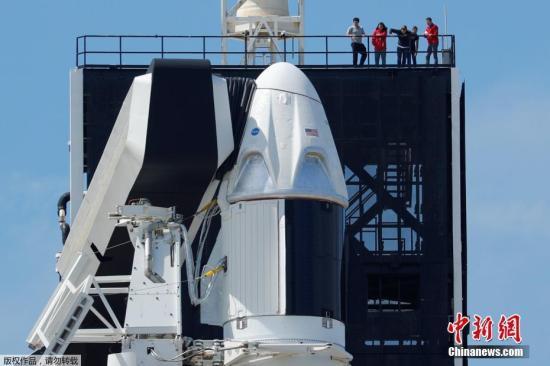 """SpaceX""""龍""""飛船無人版安全性測試成功"""
