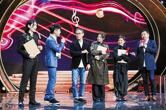 《流淌的歌声》第二季作为广东卫视2020年开年力作惊喜亮相