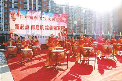 顺义区668户村民春节前住上回迁房