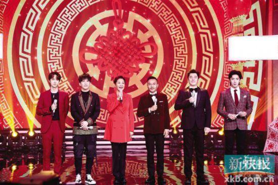 倪萍趣谈春晚故事 张明敏再唱《我的中国心》