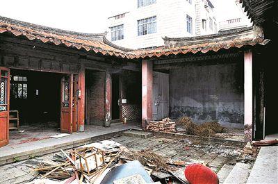 百年总督府苏廷玉故居权属纠纷 解决了