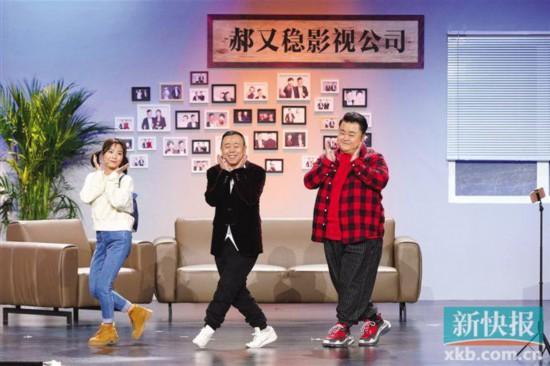 加盟江蘇衛視春晚 潘長江:生活中的我更瘋狂
