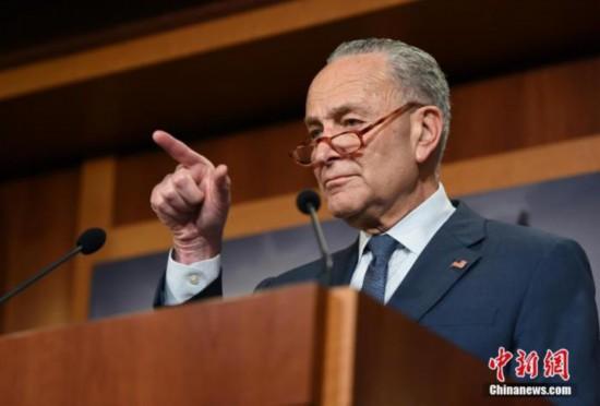 特朗普弹劾审判首日:规则确定民主党11项修正案遭否