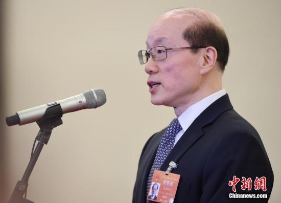 资料图为刘结一。 <a target='_blank'  data-cke-saved-href='http://www.chinanews.com/' href='http://www.chinanews.com/'><p  align=