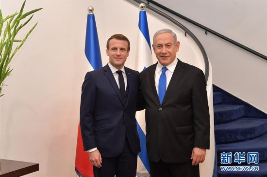 (国际)以色列和法国将建立战略对话机制