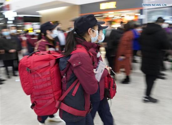 CHINA-CHONGQING-MEDICAL TEAM-AID (CN)