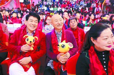 北京台春晚:让时代记取我们的幸福与微笑