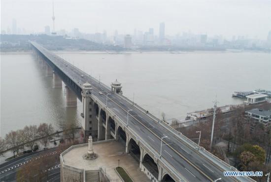 CHINA-WUHAN-CORONAVIRUS-DAILY LIFE (CN)