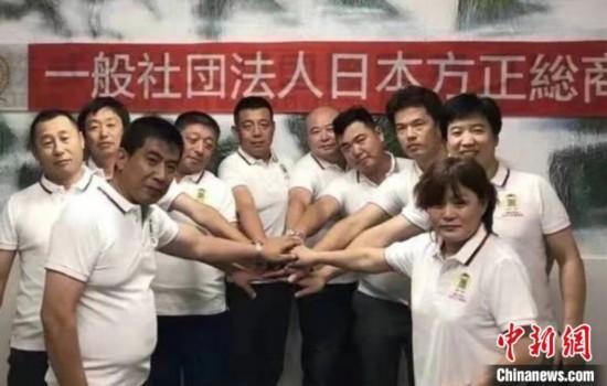 """日本方正籍华侨寄回1.2万只口罩助战""""疫"""""""