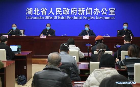 CHINA-WUHAN-NOVEL CORONAVIRUS-PRESS CONFERENCE (CN)