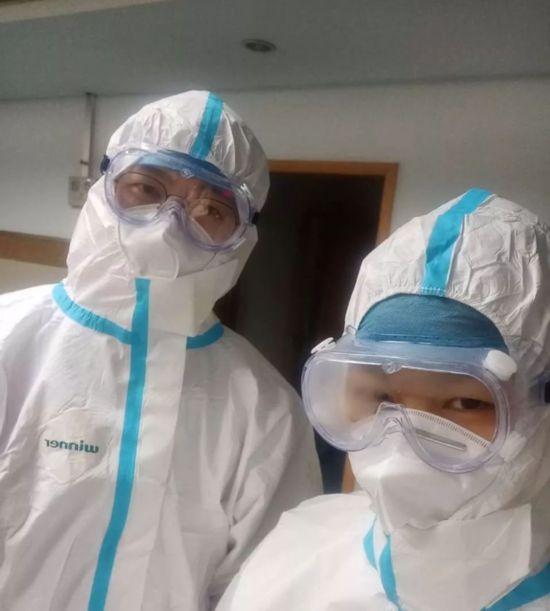 杭州桐庐:85后女护士剃了光头只为更好地战斗