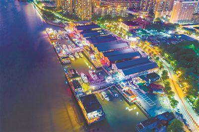 广州:老城更新 活力再现