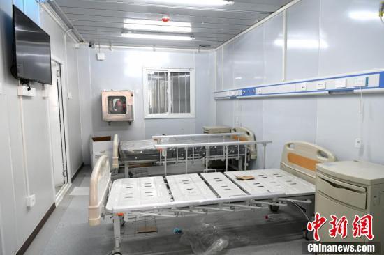 昼夜問わず作業続け10日間で引き渡しへ 雷神山医院の内部を一挙公開