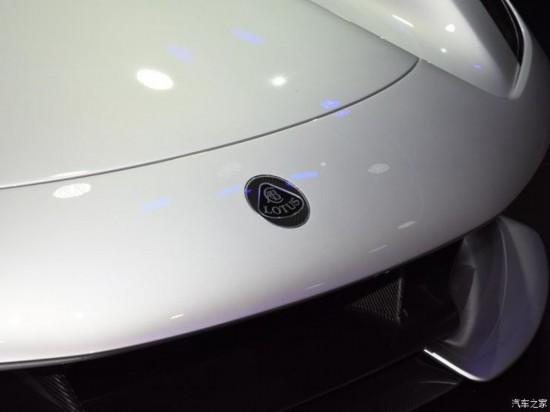 有望2021年亮相 路特斯将推出全新跑车