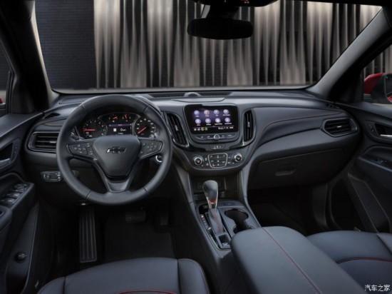 雪佛兰(进口) 探界者(海外) 2020款 RS