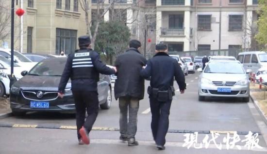 徐州豐縣沛縣兩人不戴口罩還打人罵人被拘留