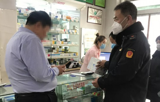 一个口罩卖58 中卫市慈济堂大药房被罚款20万元