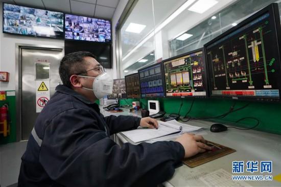 (聚焦疫情防控)(6)黑龙江:粮油加工企业加紧生产