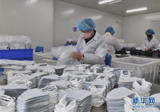 (聚焦疫情防控)(2)稳生产 保供应