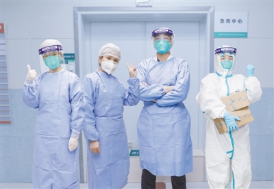 抗击疫情一线医护人员应如何缓解心理压力
