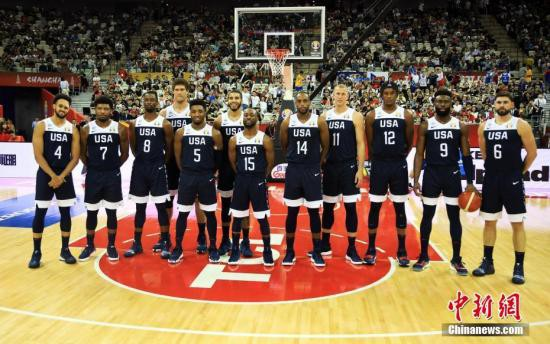 美国男篮奥运大名单出炉新一代救赎之队呼之欲出?