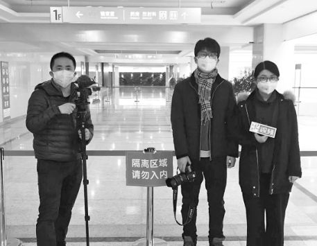 《浙江日报》记者周旭辉:拍好每一个视频讲好每一个故事