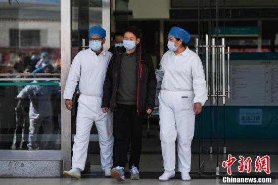 チベットで新型コロナウイルスが確認された唯一の患者が治癒して退院