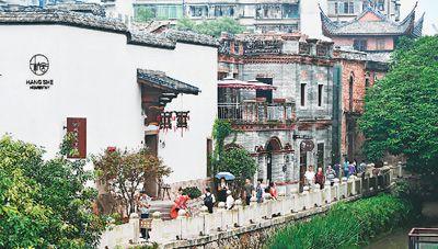 福州古厝:远行人的桃花源