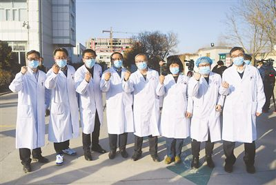 <p>  在抗击新冠肺炎疫情战役中,宁夏专家组的专家们对打赢这场没有硝烟的战役充满信心。</p>