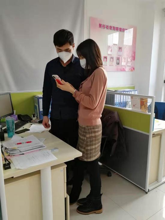 中新天津生态城自主研发疫情防控