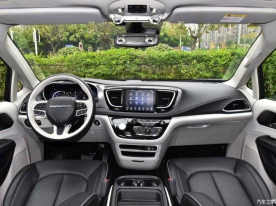 克莱斯勒(进口) 大捷龙PHEV(进口) 2019款 3.6L 插电混动版
