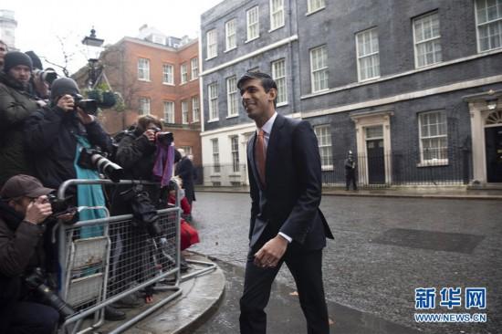 (国际)(1)英国任命新财政大臣