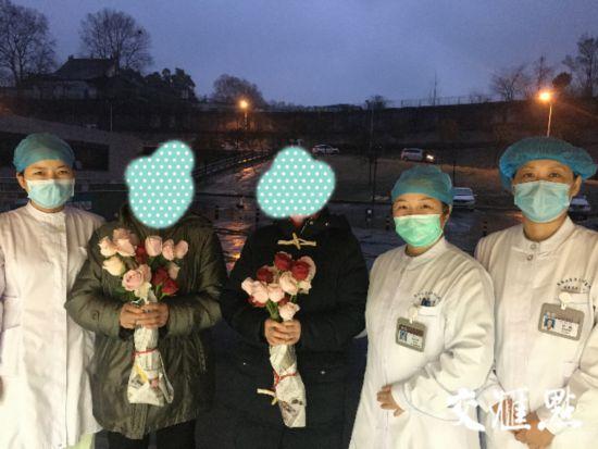 南京又有2名確診患者出院累計已有29人出院