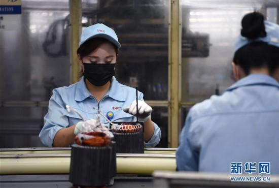 (聚焦疫情防控)(5)南昌:安全防疫 復工復產