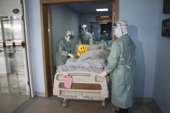 97岁!南京目前年龄最大新冠肺炎患者治愈